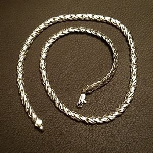Pure sterling silver chain